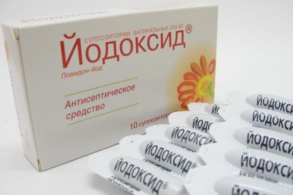 Гинекологические свечи показания