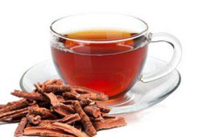травяной чай с баданом
