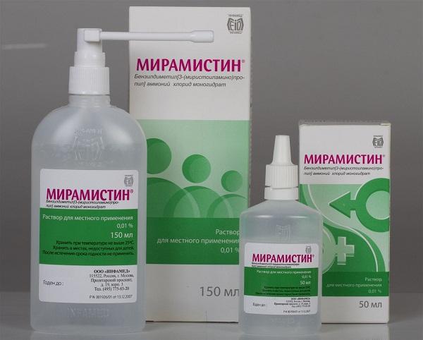 Мирамистин при молочнице у женщин: как применять для лечения?