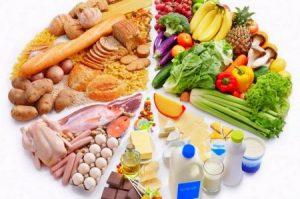 продукты питания при молочнице