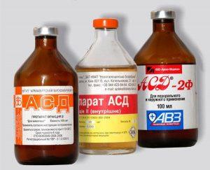 АСД при лечении мастопатии