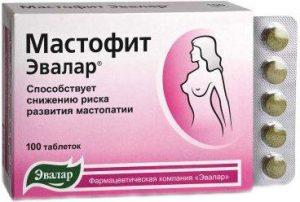 мастофит Эвалар лечение мастопатии