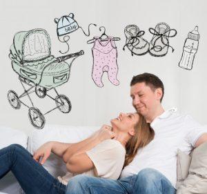 планированная беременость