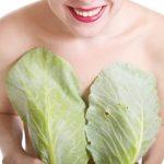 капустный лист при матопатии