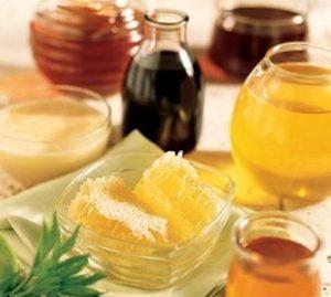 киста шейки матки лечение медом
