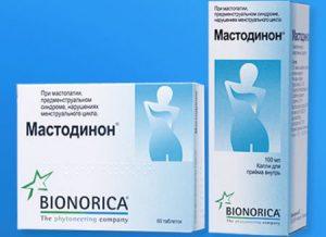 лечение мастопатии мастадион