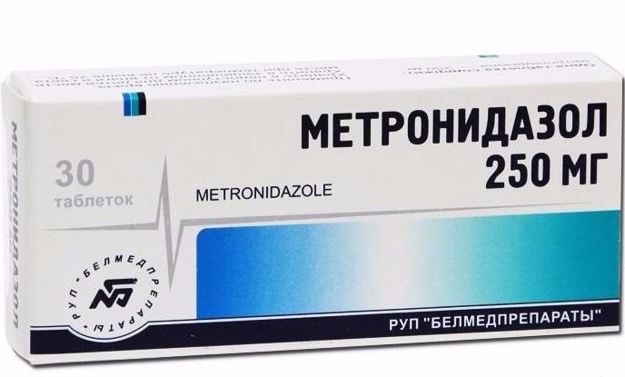 Таблетки метронидазол от молочницы как принимать