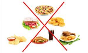 вредные продукты при миоме