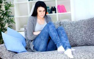 у женщины плохое самочувствие