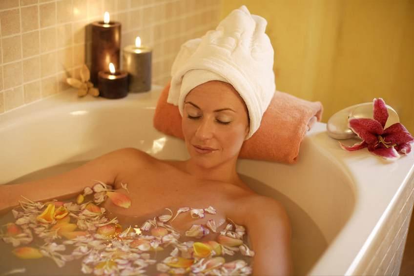 Можно ли принимать ванну при молочнице и ходить в баню