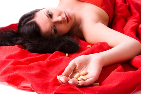 Кровоостанавливающие таблетки при месячных название