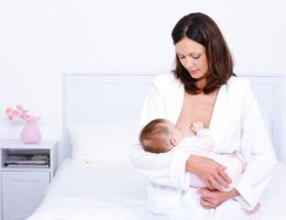 молочница и кормление грудью
