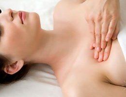массаж груди при матопатии